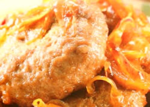 Gambar perkedel kornet kentang yang enak