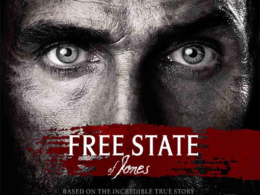 Tráiler español de 'Los hombres libres de Jones' con Matthew McConaughey