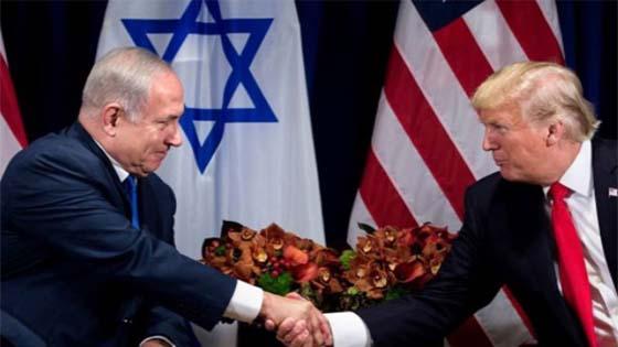Baitulmaqdis diiktiraf sebagai ibu negara Israel secara rasmi oleh Amerika Syarikat