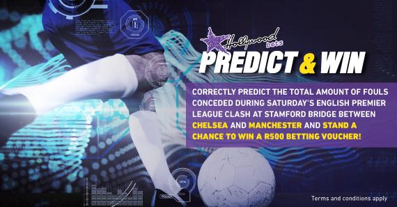 Chelsea vs Manchester United (T's & C's)