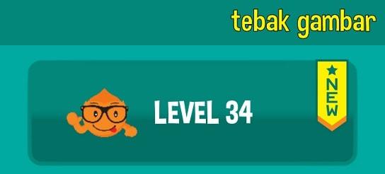 jawaban tebak gambar level 34