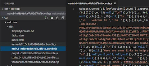 ng build --prod