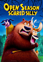Open Season: Scared Silly (2015) Full Movie [English-DD5.1] 720p BluRay ESubs Download