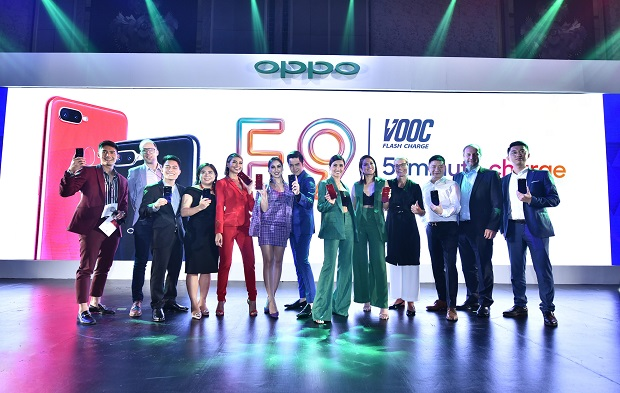 OPPO F9 Philippines Launch