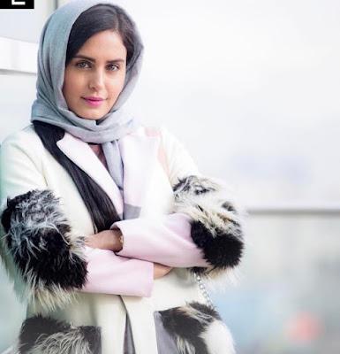 Iran actress Elnaz Shakerdoost Bio