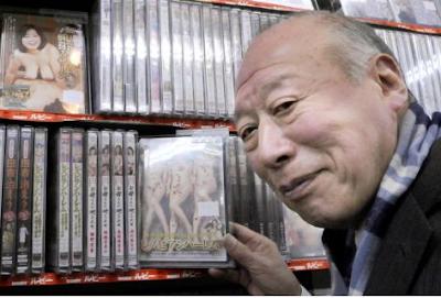 """Tokuda được ghi nhận là diễn viên """"phim người lớn"""" lâu đời nhất ở Nhật Bản"""