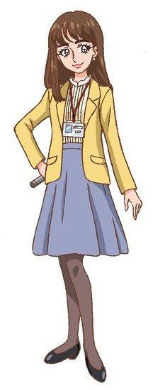 Mizuki Yamamoto aparecerá como una periodista inspirada en su aspecto real.