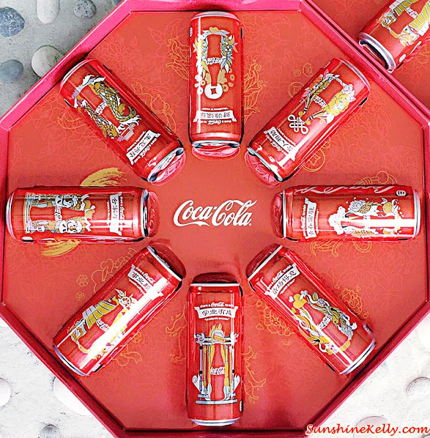 Giveaway, Auspicious Gifting, Coca-Cola Chinese New Year Cans 2016, Chinese New Year Gifting, cny gift, coca cola malaysia, chinse coke, chinese coca cola, cokecnymy