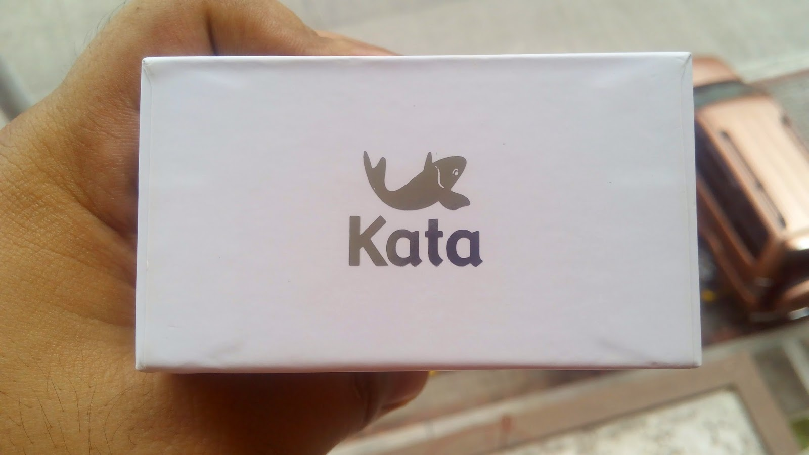 Kata i3s Unboxing and Review, It Is Incredibly Sleek