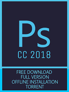 adobe photoshop cc 2018 crack torrent