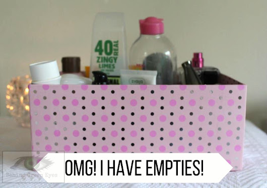 OMG! I HAVE EMPTIES!!!