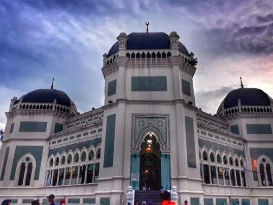 Kesan Pertamakali Mengunjungi Kota Medan