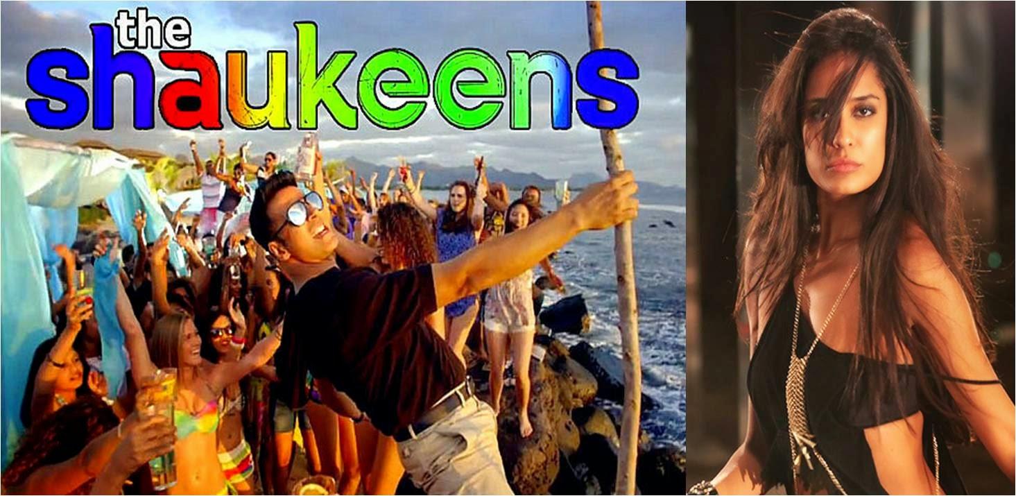 Akshay Kumar, Lisa Haden starer Bollywood movie The Shaukeens songs and music review