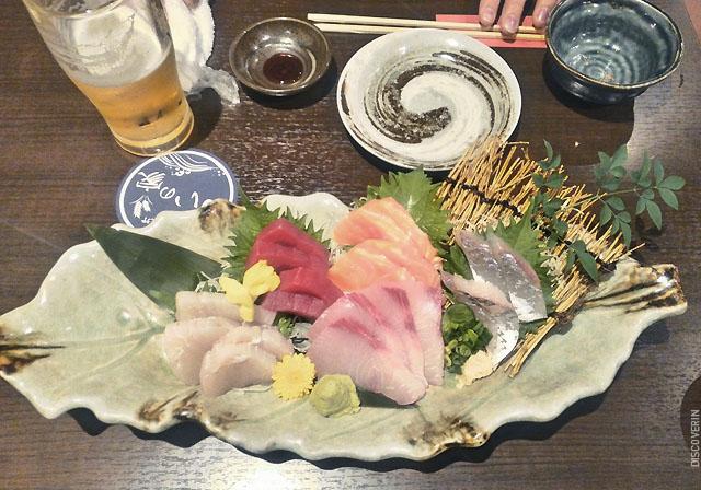 Bien manger au Japon