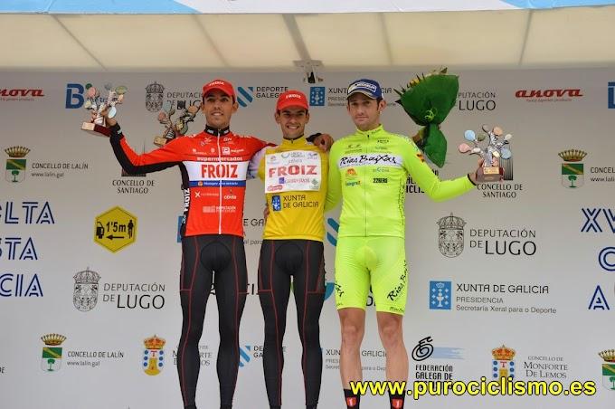 Las fotos de la 4ª etapa de la Volta a Galicia 2017