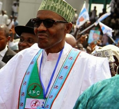 2015 Presidency: ON BUHARI I STILL STAND