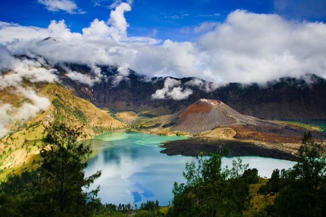 Gunung%2BRinjani%2BLombok Gunung Rinjani Lombok, Wisata Alam yang Menjanjikan Panorama Penuh Pesona