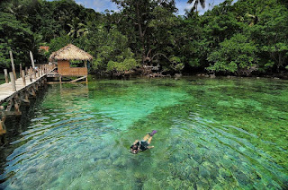 Pantai Punagaang (Pantai Timur), Kabupaten Kepulauan Selayar Photo @wawanksstd,