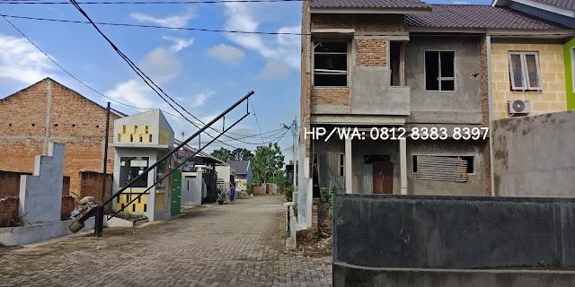Rumah Minimalis Modern Sederhana Hanya 300 Juta Di Daerah Medan Tenggara (Menteng) Medan Sumatera Utara