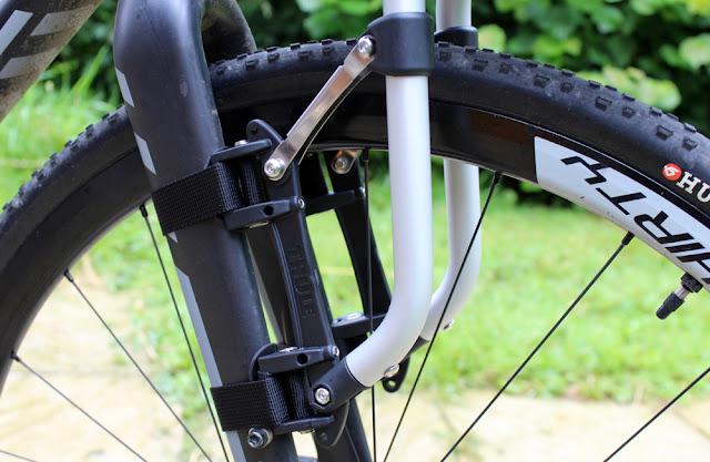 thule pack n pedal tour pannier rack