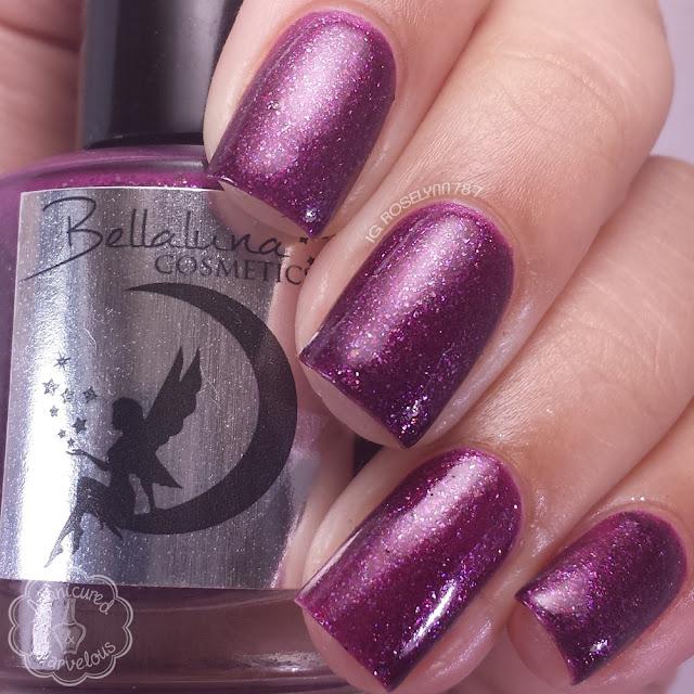 Bellaluna Cosmetics - Frosted Eggplant