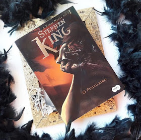 o pistoleiro - a torre negra - stephen king - the dark tower - livro - quotes - foto - capa