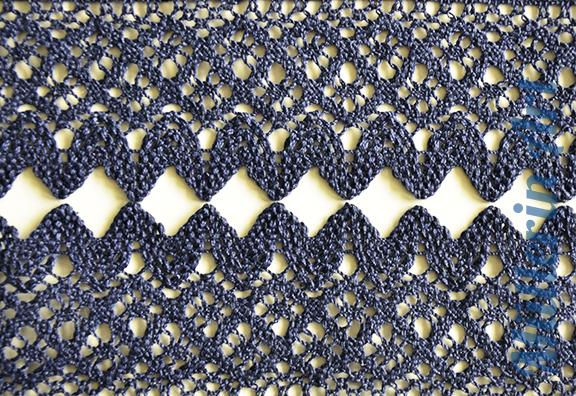 Müllerin Art: Spitzenstick-Muster (Muster-Mittwoch 33)
