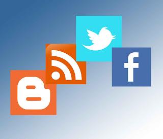 Menghubungkan Posting Blog Otomatis ke Twitter dan Facebook