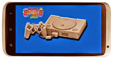 Emulator PS1 ePSXe Apk + Bios Android