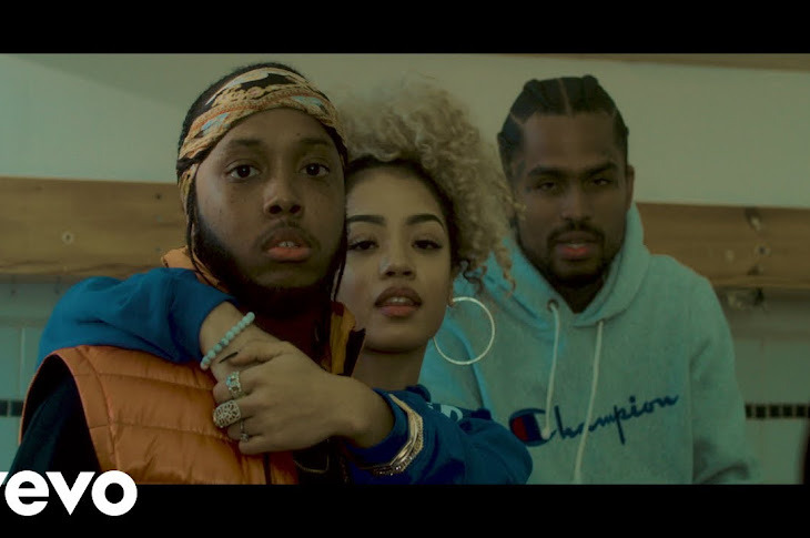 Watch: Pvrx - Is U Down featuring Dave East