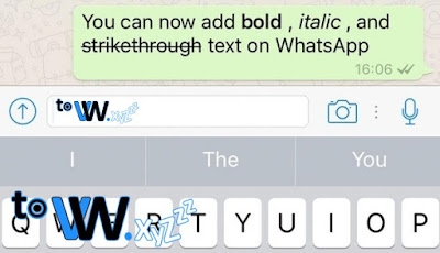 Bold Italic Strikethrough Text on Whatsapp, How to create Bold Italic Strikethrough Text on Whatsapp, Bold Italic Strikethrough Text Tricks on Whatsapp, Bold Italic Strikethrough Text Tips on Whatsapp, How to Easily Bold Italic Strikethrough Text on Whatsapp, Latest Bold Italic Strikethrough Text on Whatsapp, the Latest Way to Write Bold Italic Strikethrough Text on Whatsapp, Create Bold Italic Strikethrough Text on Whatsapp Without Applications, Create Bold Italic Strikethrough Text on Whatsapp Easy and Fast, How to Easily Bold Italic Strikethrough Text on Whatsapp Without Additional Applications, Easy Way and Quickly Create Bold Italic Strikethrough Text on Whatsapp, Tutorial on creating Bold Italic Strikethrough Text on Whatsapp, Guide to Making Bold Italic Strikethrough Text on Whatsapp without Application, Latest Creating Bold Italic Strikethrough Text on Whatsapp.