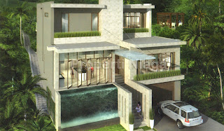 Rumah-Cluster-Habiture-Residence-Sentul-City-Tipe-Skyward