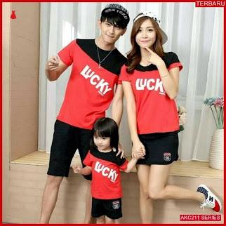 AKC211F46 Family Couple Baju Anak 211F46 Kaos Couple BMGShop
