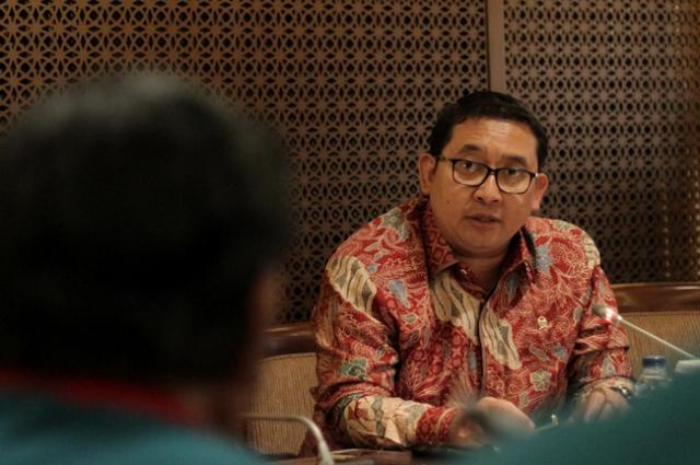 Fadli Zon: Pembangunan Ekonomi Jokowi Tidak Jelas di Tahun Ini