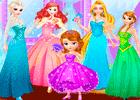 Elsa Clothes Shop