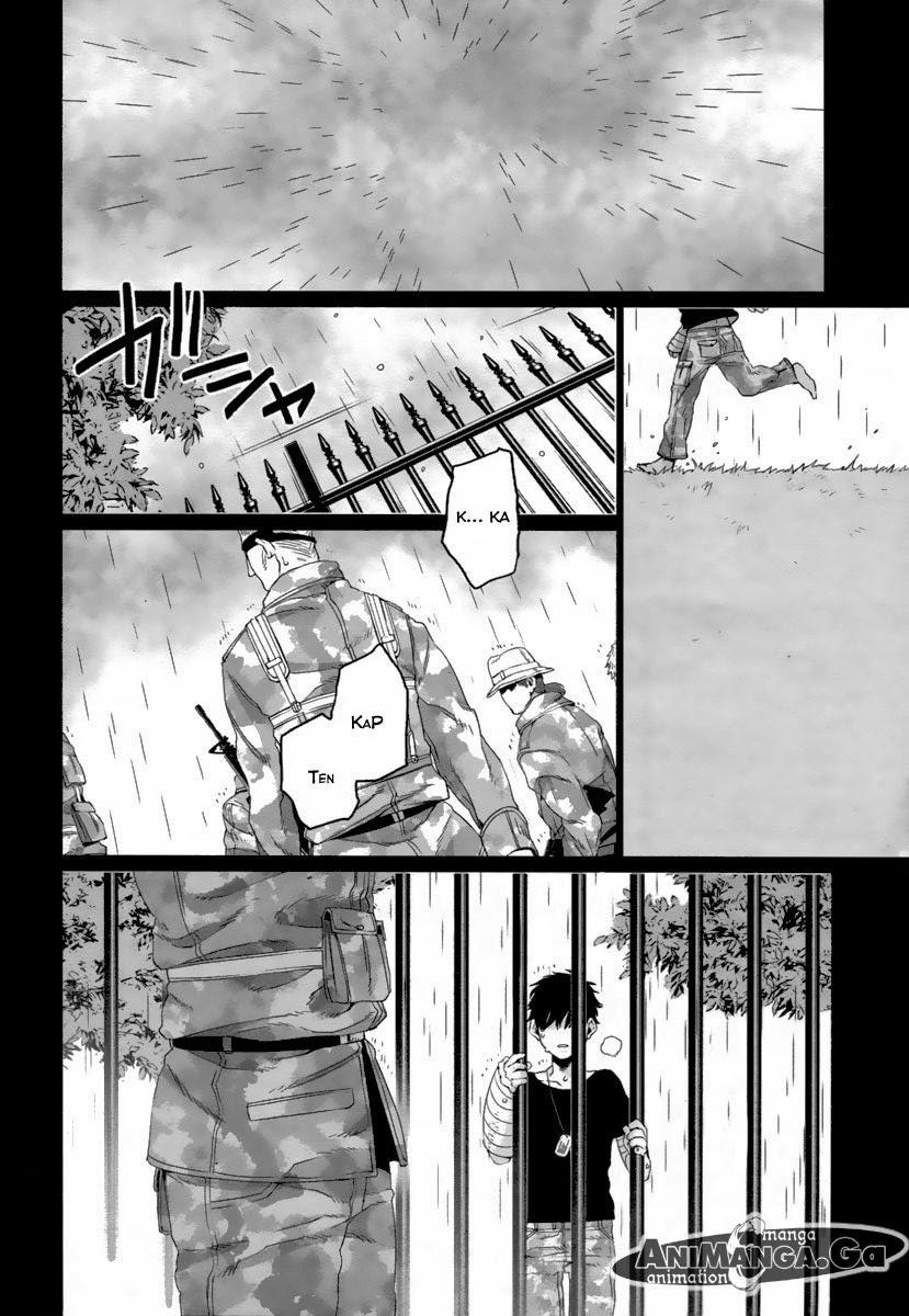 Gangsta Chapter 15-34