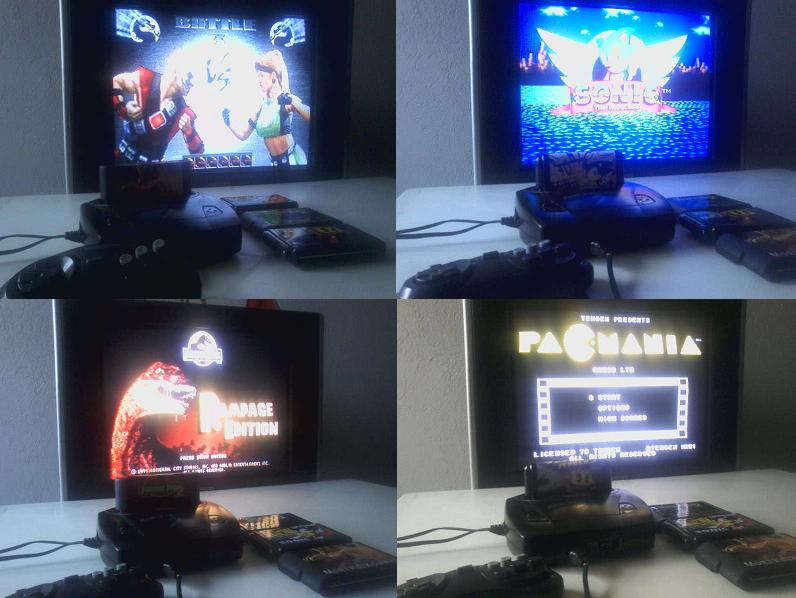 Mi Coleccion De Videojuegos Sega Genesis 3