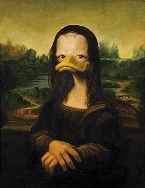 01-The-DUCKOMENTA-World-Cultural-Duck-Heritage-Mona-Lisa