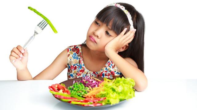 cara menambah nafsu makan pada anak secara alami