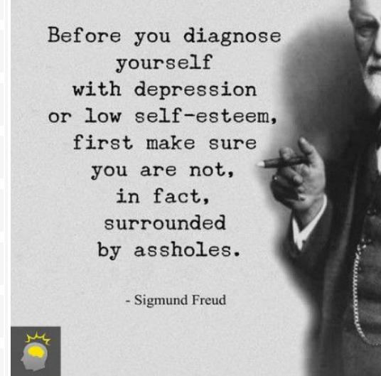 Bevor Sie Bei Sich Selbst Eine Schwere Depression