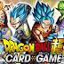 Ya está a la venta el juego de cartas de Dragon Ball Super