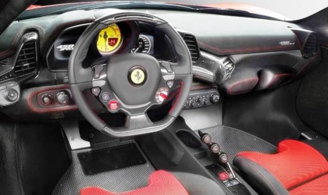 2016 Ferrari F80 Concept Price