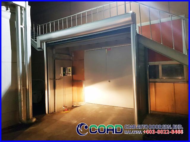 COAD Auto Door Malaysia, COAD Malaysia, Price Rapid Door, Rapid Door Malaysia, Roll Up Door, Roll-up Door Malaysia, Automatic Door Malaysia, a Roll-up Door Malaysia,