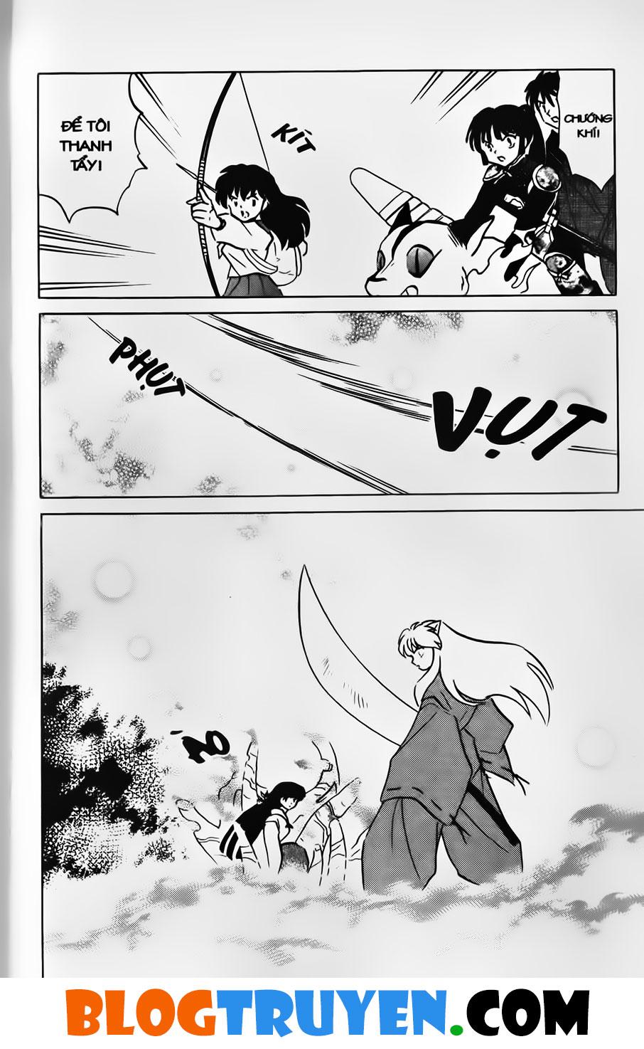 Inuyasha vol 34.9 trang 16