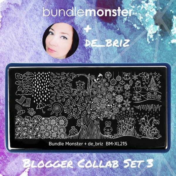 Bundle Monster + de briz BM-XL215