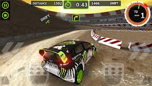 Rally Racer Dirt Apk Mod v1.3.9 (Mod Money)