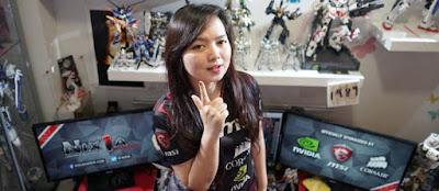 Kisah Inspiratif dari Monica Nixia gamers yang digaji hingga 159 juta