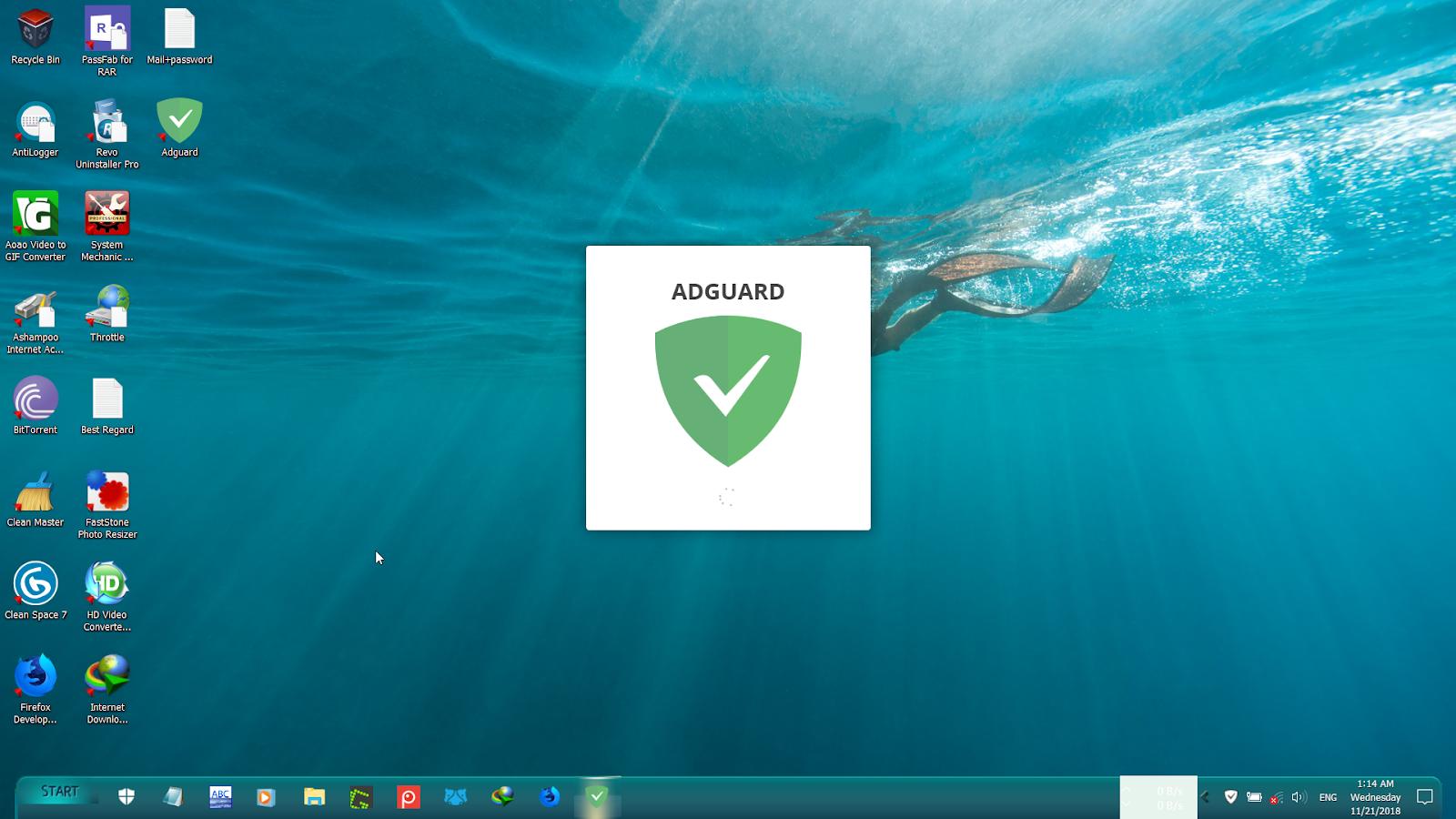 aloneghost-xz : Adguard Premium 6 4 1739 4753 LifeTime License
