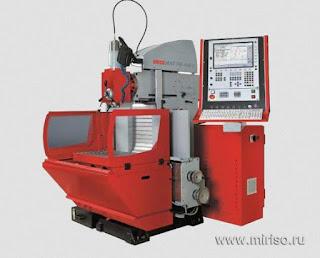 Фрезерные металлообрабатывающие станки от компании Мир ISO