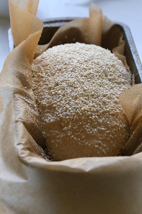 Cauliflower Sandwich Bread Loaf Vegan Recipe Vegan Richa